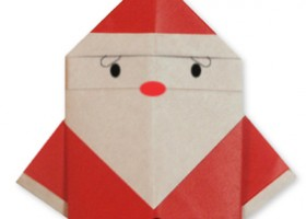 Những mẫu gấp Origami độc đáo cho lễ giáng sinh