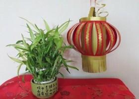 Cách làm đèn lồng trang trí ngày tết