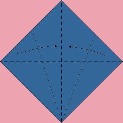 cach gap ca vang origami 2