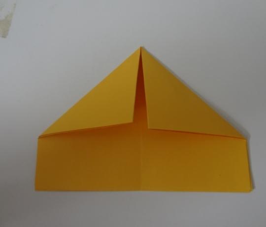 Hướng dẫn cách gấp thuyền giấy