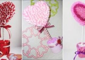 Hướng dẫn cách làm hoa trái tim cực đơn giản và siêu dễ thương