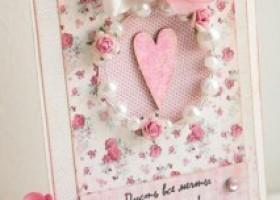 Hướng dẫn làm thiệp trái tim cực kute tỏ tình với người ấy