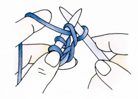 Học cách đan len cơ bản