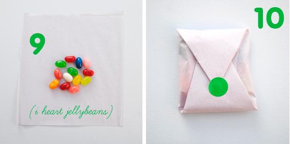 hộp quà hình viên kẹo ngọt ngào
