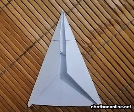 Cách xếp ngôi sao bằng giấy đơn giản dễ làm