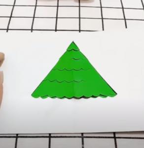 Cách làm thiệp giáng sinh handmade
