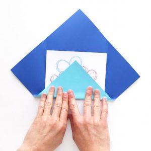 101 cách gấp phong bì đơn giản độc lạ bằng bìa giấy