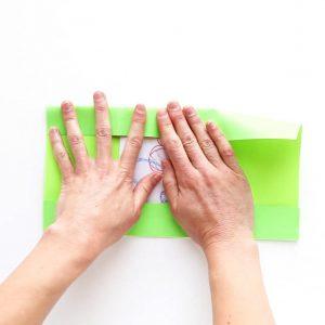 cách gấp phong bì handmade