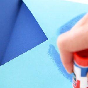 gấp phong bì đơn giản độc lạ bằng giấy
