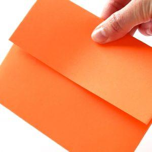 cách gấp phong bì đơn giản độc lạ bằng giấy handmade