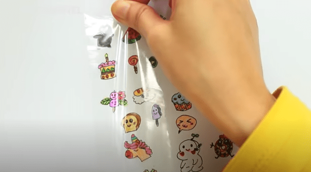 Cách làm sticker