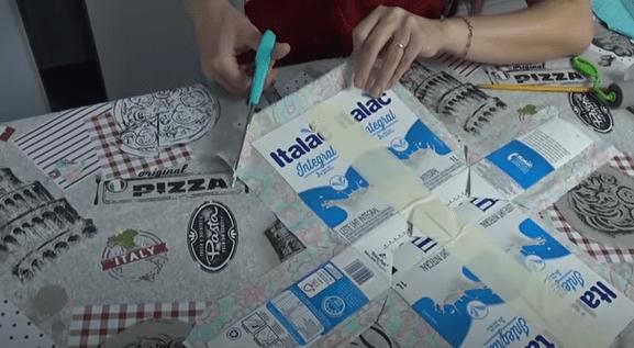 túi giấy handmade